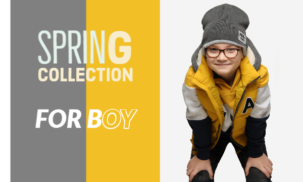 Boys Spring collection