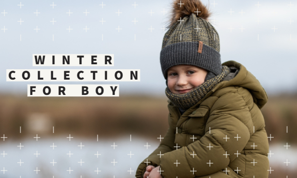 Boys winter collection