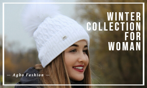 Winter collection for woman
